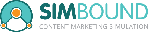 Simbound - Content Marketing Simulatie